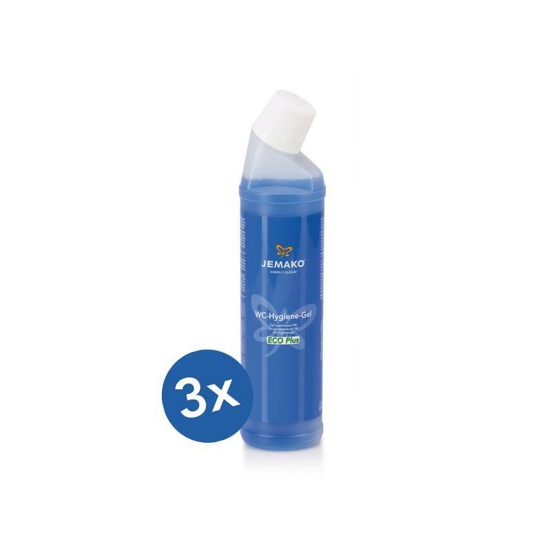 Kalk In De Wc Pot.Wc Hygiene Gel 750 Ml 3 St Ve